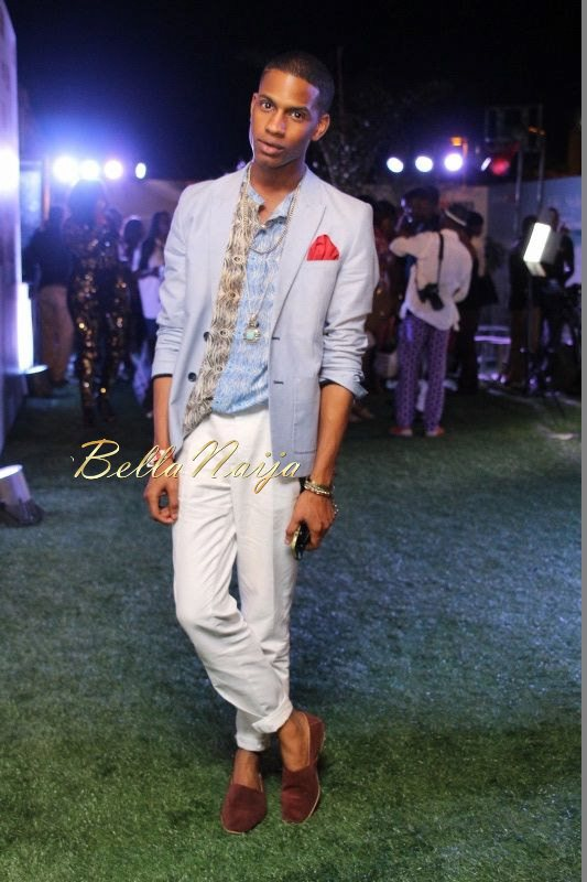 GTBank Lagos Fashion & Design Week 2014 Day 3 Red Carpet - Bellanaija - November2014097
