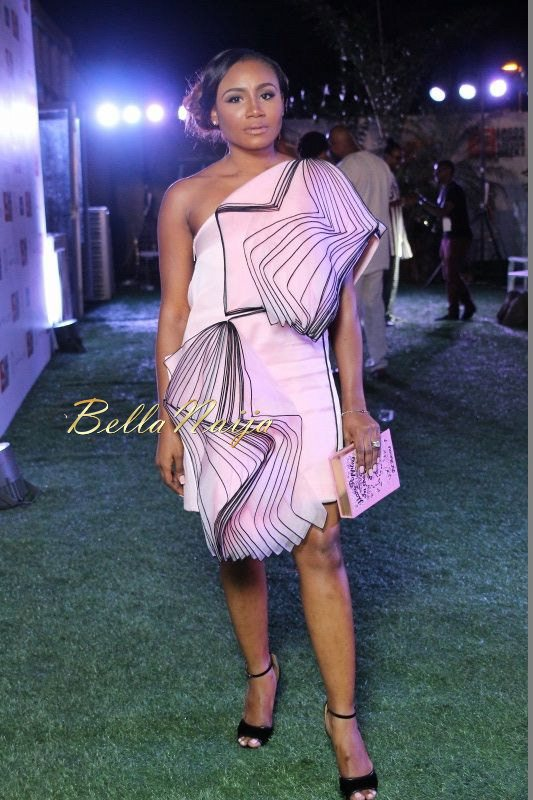 GTBank Lagos Fashion & Design Week 2014 Day 3 Red Carpet - Bellanaija - November2014099