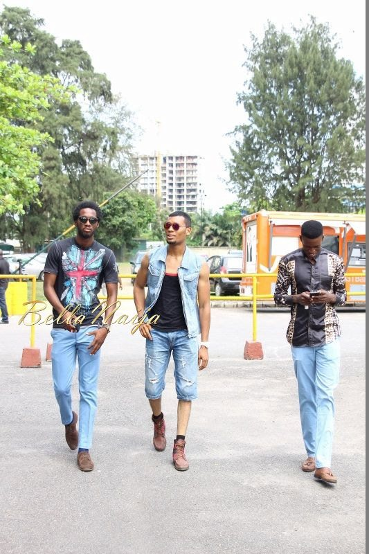 GTBank Lagos Fashion & Design Week 2014 Day 3 Street Style - Bellanaija - November2014001