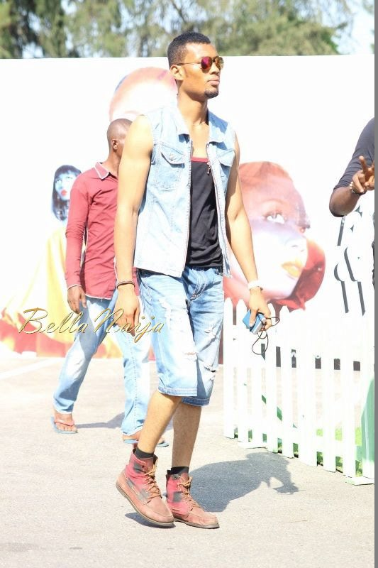 GTBank Lagos Fashion & Design Week 2014 Day 3 Street Style - Bellanaija - November2014002