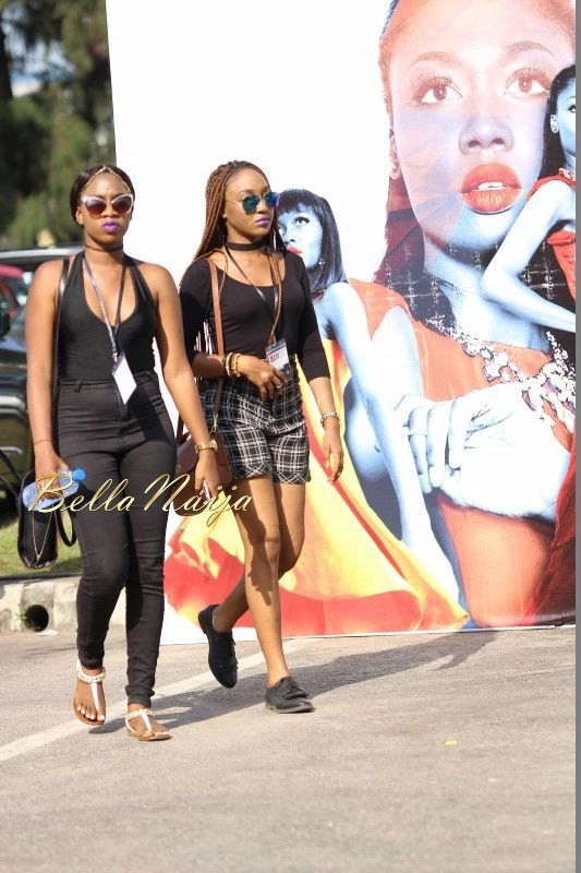 GTBank Lagos Fashion & Design Week 2014 Day 3 Street Style - Bellanaija - November2014003