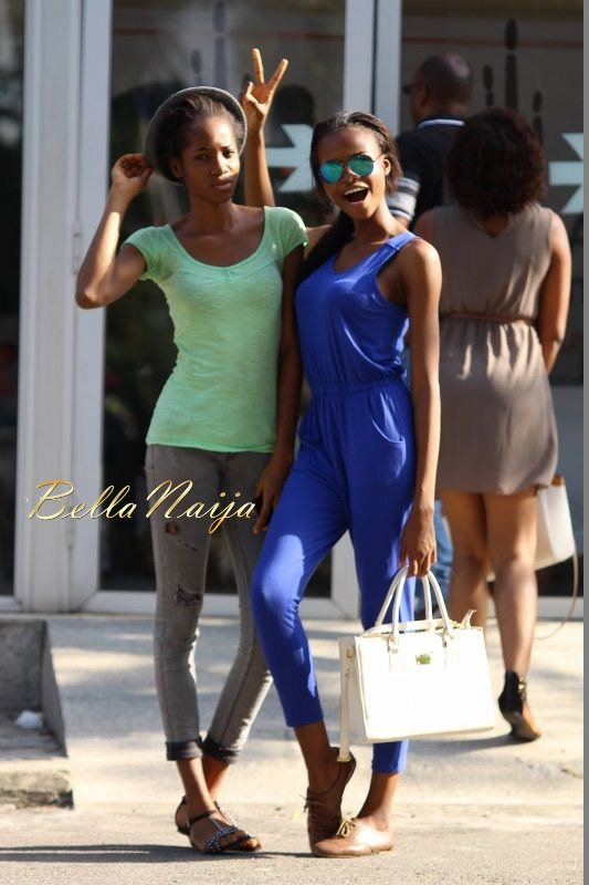 GTBank Lagos Fashion & Design Week 2014 Day 3 Street Style - Bellanaija - November2014009