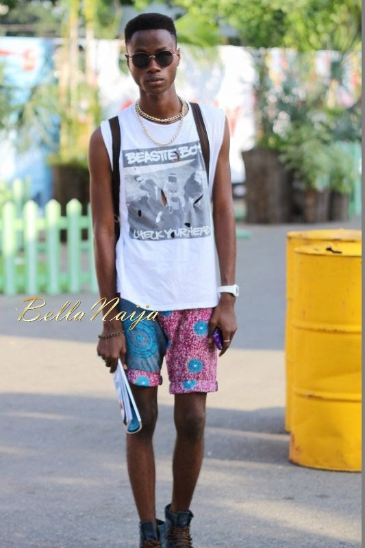 GTBank Lagos Fashion & Design Week 2014 Day 3 Street Style - Bellanaija - November2014010