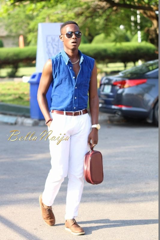 GTBank Lagos Fashion & Design Week 2014 Day 3 Street Style - Bellanaija - November2014011