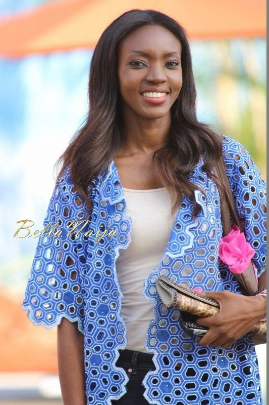 GTBank Lagos Fashion & Design Week 2014 Day 3 Street Style - Bellanaija - November2014013