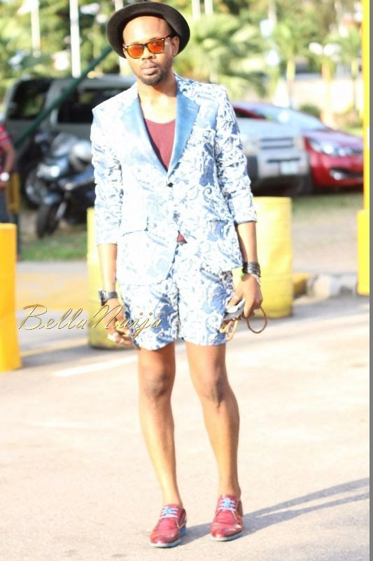 GTBank Lagos Fashion & Design Week 2014 Day 3 Street Style - Bellanaija - November2014016