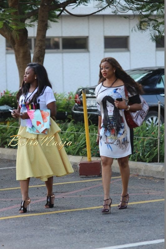 GTBank Lagos Fashion & Design Week 2014 Day 3 Street Style - Bellanaija - November2014018
