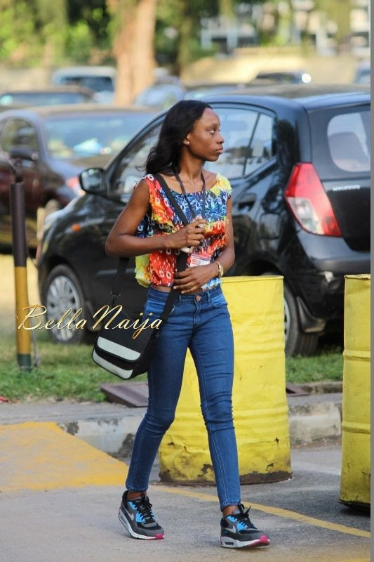 GTBank Lagos Fashion & Design Week 2014 Day 3 Street Style - Bellanaija - November2014020