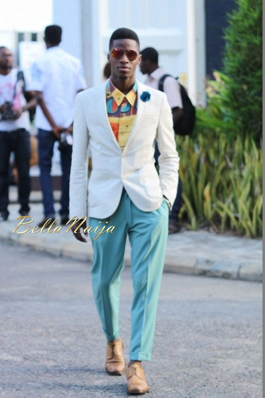 GTBank Lagos Fashion & Design Week 2014 Day 3 Street Style - Bellanaija - November2014021