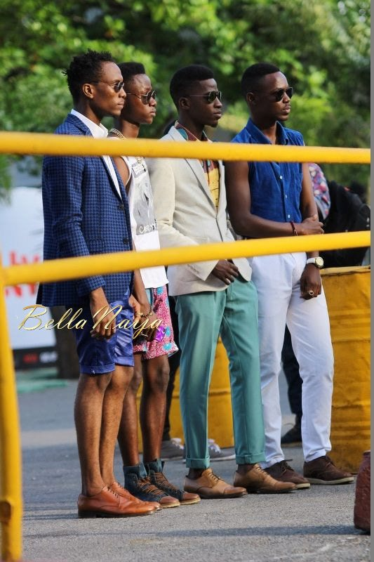 GTBank Lagos Fashion & Design Week 2014 Day 3 Street Style - Bellanaija - November2014022