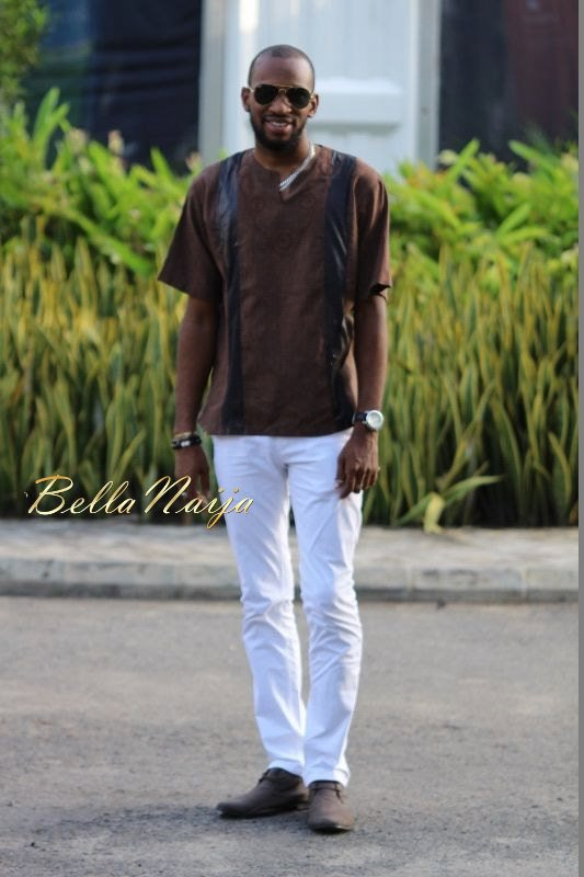 GTBank Lagos Fashion & Design Week 2014 Day 3 Street Style - Bellanaija - November2014025