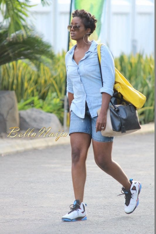 GTBank Lagos Fashion & Design Week 2014 Day 3 Street Style - Bellanaija - November2014027