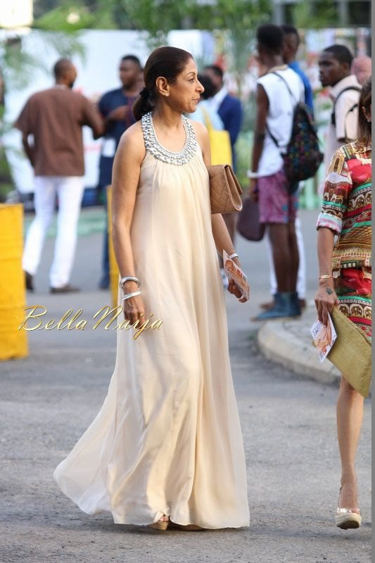 GTBank Lagos Fashion & Design Week 2014 Day 3 Street Style - Bellanaija - November2014030