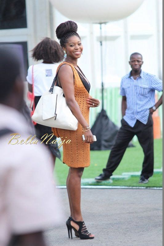 GTBank Lagos Fashion & Design Week 2014 Day 3 Street Style - Bellanaija - November2014034