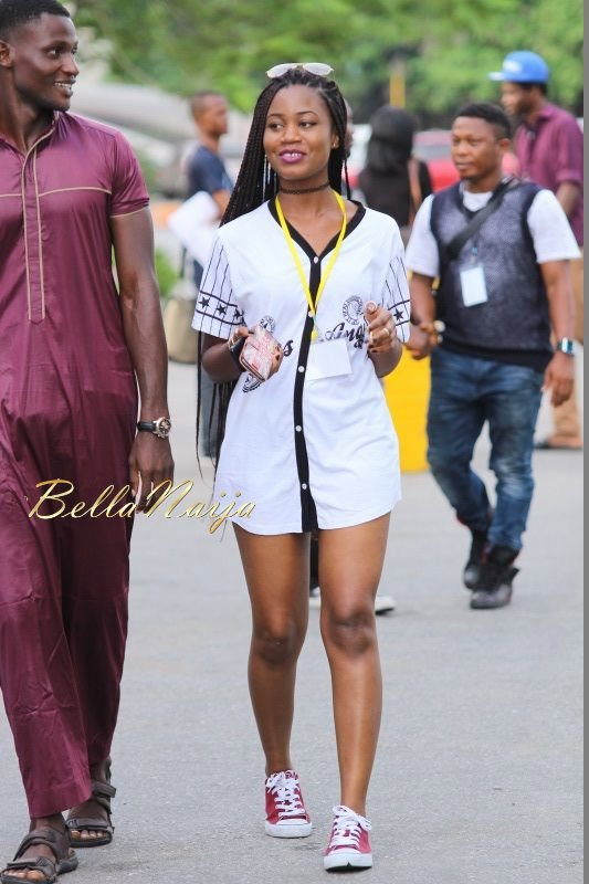GTBank Lagos Fashion & Design Week 2014 Day 3 Street Style - Bellanaija - November2014036