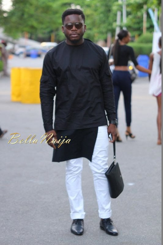 GTBank Lagos Fashion & Design Week 2014 Day 3 Street Style - Bellanaija - November2014037