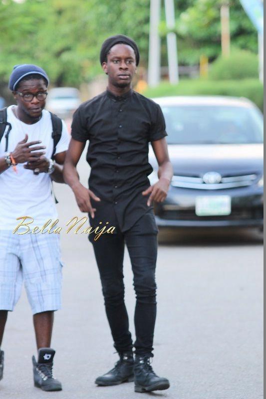GTBank Lagos Fashion & Design Week 2014 Day 3 Street Style - Bellanaija - November2014038