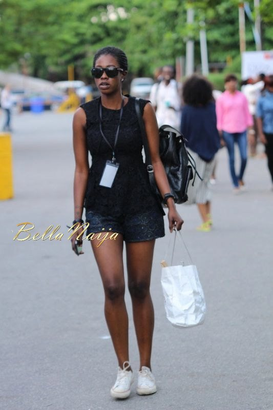 GTBank Lagos Fashion & Design Week 2014 Day 3 Street Style - Bellanaija - November2014041