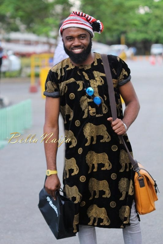 GTBank Lagos Fashion & Design Week 2014 Day 3 Street Style - Bellanaija - November2014043