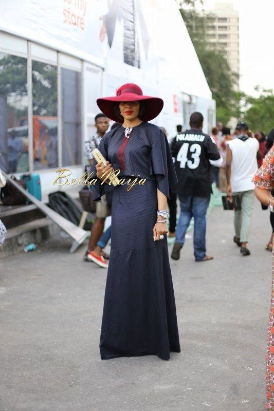 GTBank Lagos Fashion & Design Week 2014 Day 4 Red Carpe - Bellanaija - November2014002