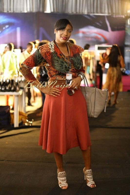 GTBank Lagos Fashion & Design Week 2014 Day 4 Red Carpe - Bellanaija - November2014003