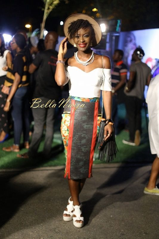 GTBank Lagos Fashion & Design Week 2014 Day 4 Red Carpe - Bellanaija - November2014006