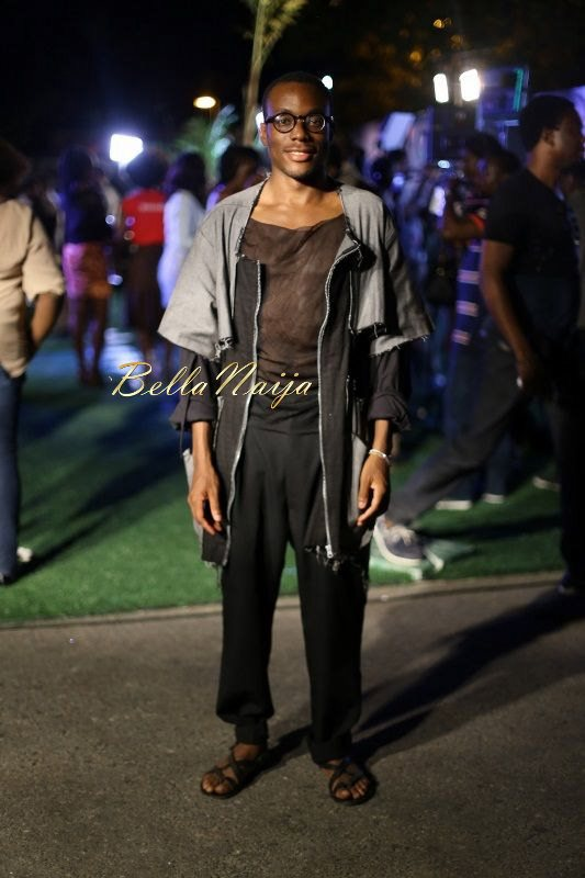 GTBank Lagos Fashion & Design Week 2014 Day 4 Red Carpe - Bellanaija - November2014007