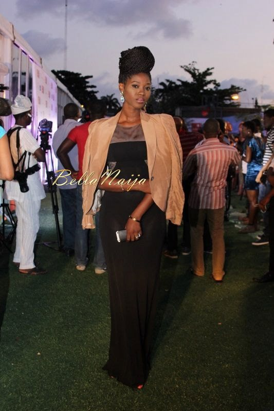 GTBank Lagos Fashion & Design Week 2014 Day 4 Red Carpe - Bellanaija - November2014008