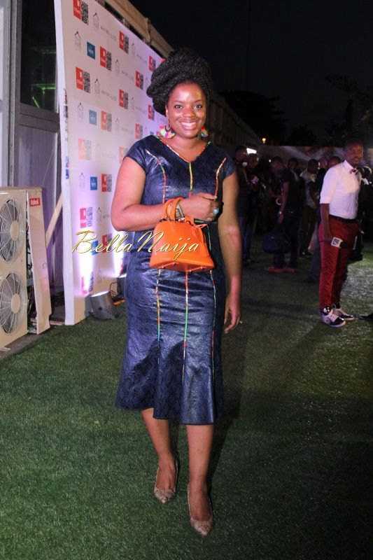 GTBank Lagos Fashion & Design Week 2014 Day 4 Red Carpe - Bellanaija - November2014011