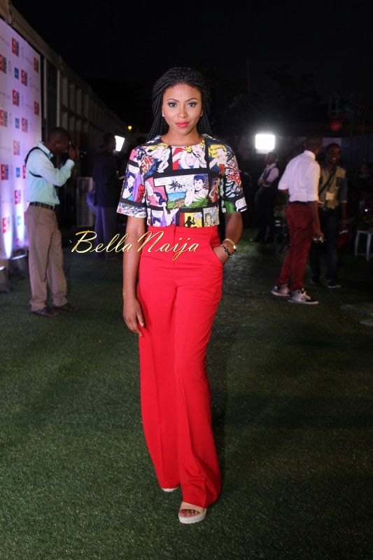 GTBank Lagos Fashion & Design Week 2014 Day 4 Red Carpe - Bellanaija - November2014013