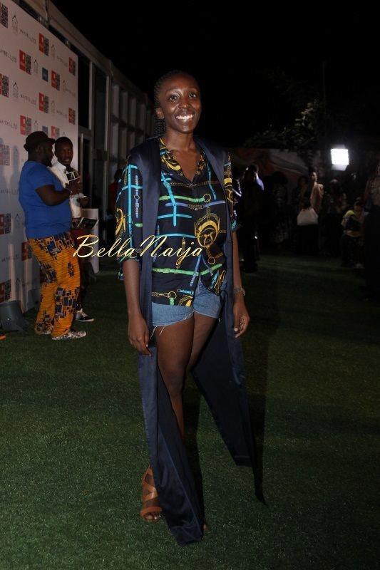GTBank Lagos Fashion & Design Week 2014 Day 4 Red Carpe - Bellanaija - November2014014