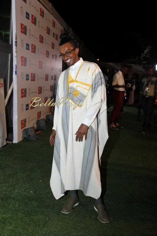 GTBank Lagos Fashion & Design Week 2014 Day 4 Red Carpe - Bellanaija - November2014015