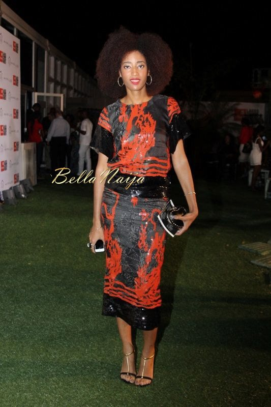 GTBank Lagos Fashion & Design Week 2014 Day 4 Red Carpe - Bellanaija - November2014022