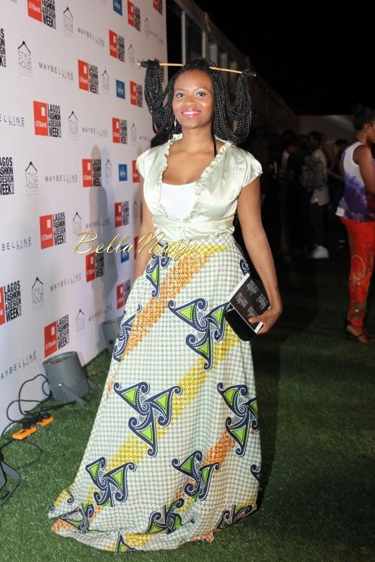 GTBank Lagos Fashion & Design Week 2014 Day 4 Red Carpe - Bellanaija - November2014023