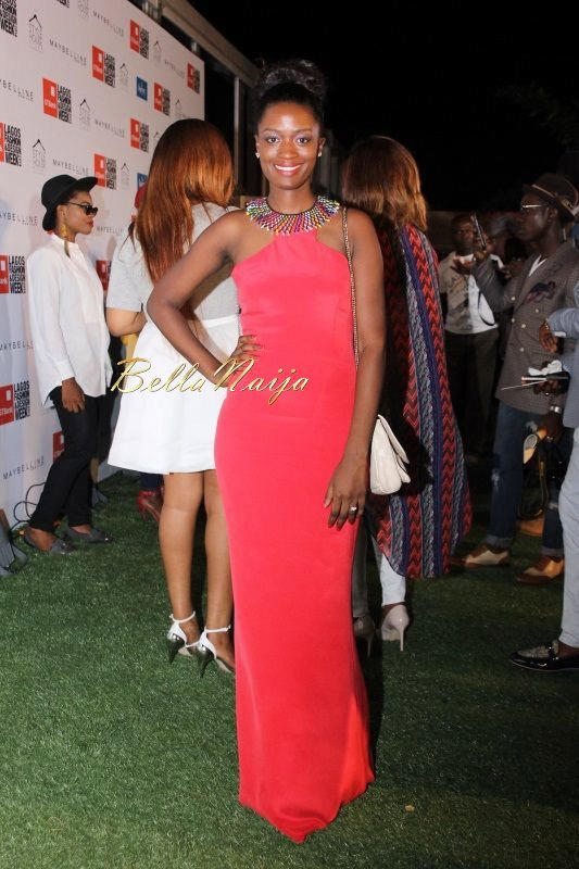 GTBank Lagos Fashion & Design Week 2014 Day 4 Red Carpe - Bellanaija - November2014027