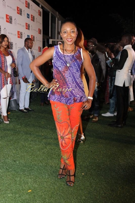 GTBank Lagos Fashion & Design Week 2014 Day 4 Red Carpe - Bellanaija - November2014028