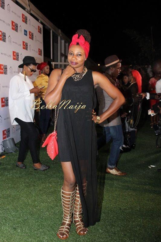 GTBank Lagos Fashion & Design Week 2014 Day 4 Red Carpe - Bellanaija - November2014029