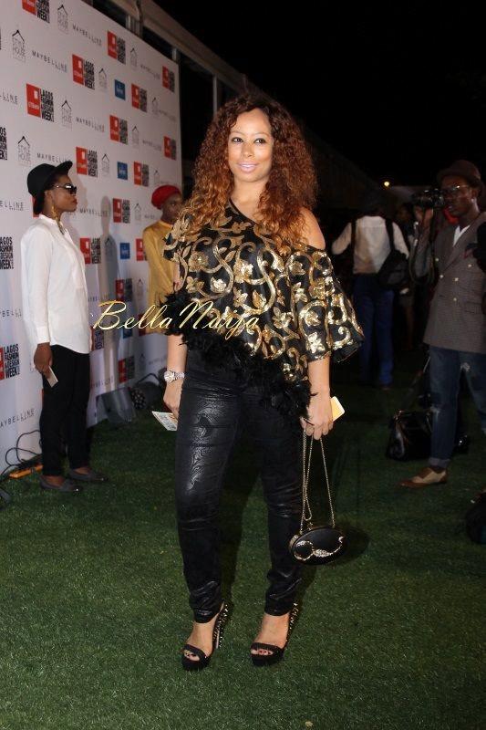 GTBank Lagos Fashion & Design Week 2014 Day 4 Red Carpe - Bellanaija - November2014030
