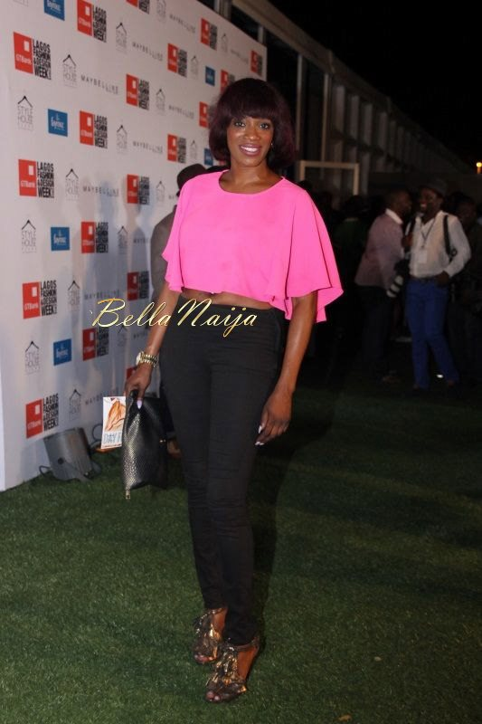 GTBank Lagos Fashion & Design Week 2014 Day 4 Red Carpe - Bellanaija - November2014031