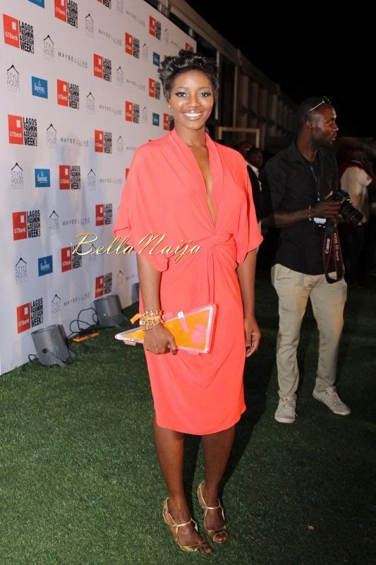 GTBank Lagos Fashion & Design Week 2014 Day 4 Red Carpe - Bellanaija - November2014032