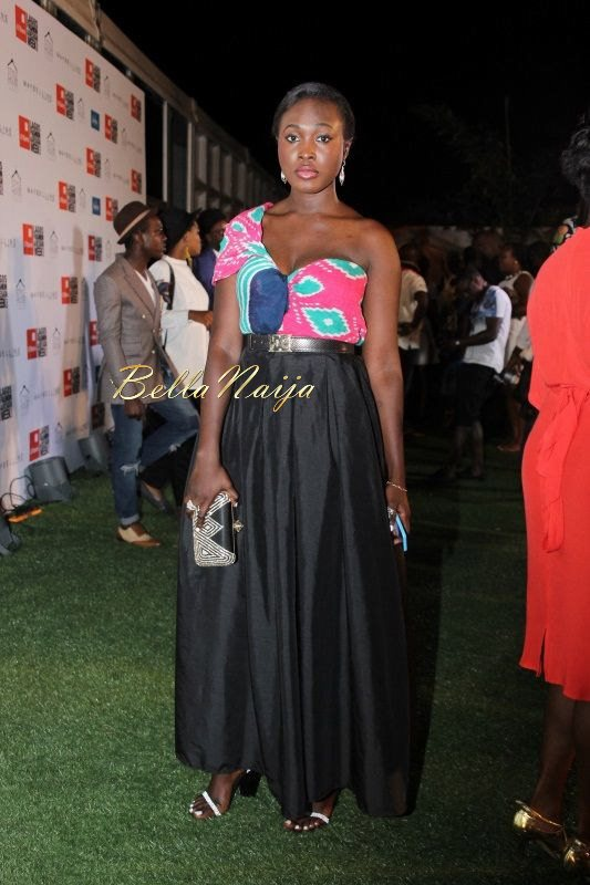 GTBank Lagos Fashion & Design Week 2014 Day 4 Red Carpe - Bellanaija - November2014034