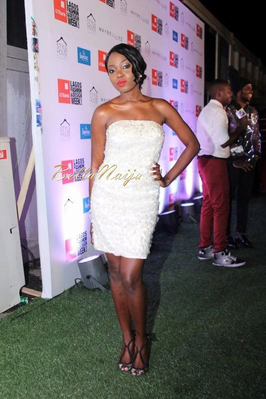 GTBank Lagos Fashion & Design Week 2014 Day 4 Red Carpe - Bellanaija - November2014038