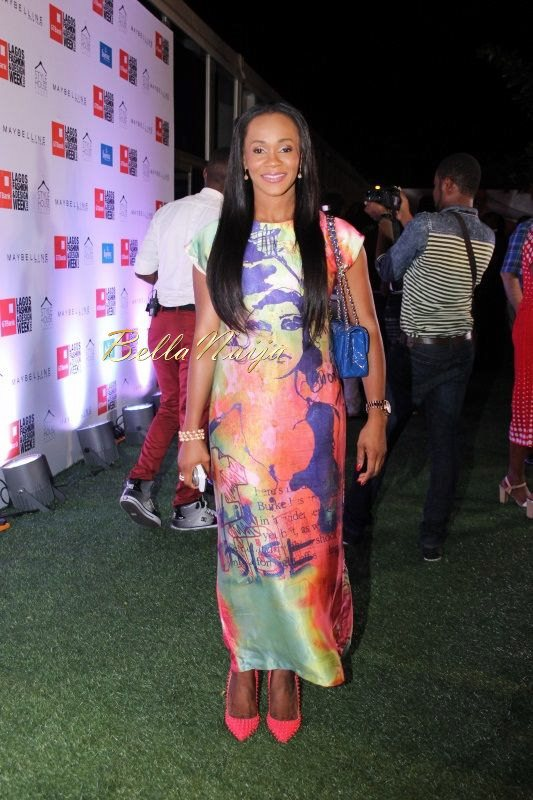 GTBank Lagos Fashion & Design Week 2014 Day 4 Red Carpe - Bellanaija - November2014039