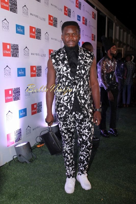 GTBank Lagos Fashion & Design Week 2014 Day 4 Red Carpe - Bellanaija - November2014040