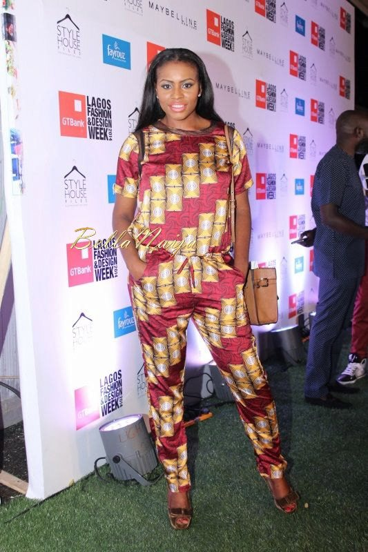 GTBank Lagos Fashion & Design Week 2014 Day 4 Red Carpe - Bellanaija - November2014041