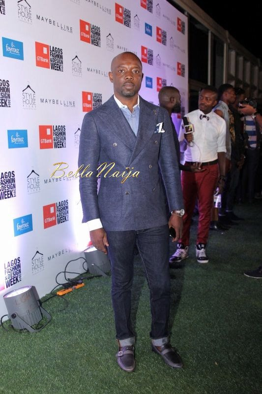 GTBank Lagos Fashion & Design Week 2014 Day 4 Red Carpe - Bellanaija - November2014042