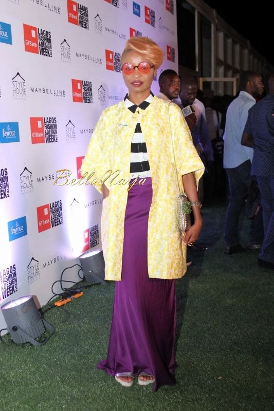 GTBank Lagos Fashion & Design Week 2014 Day 4 Red Carpe - Bellanaija - November2014043