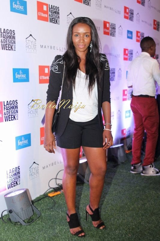 GTBank Lagos Fashion & Design Week 2014 Day 4 Red Carpe - Bellanaija - November2014044