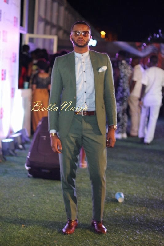 GTBank Lagos Fashion & Design Week 2014 Day 4 Red Carpe - Bellanaija - November2014050