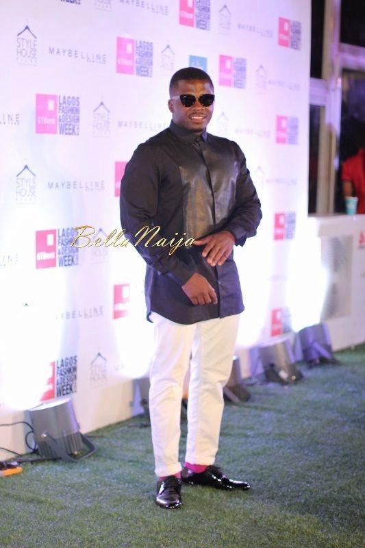 GTBank Lagos Fashion & Design Week 2014 Day 4 Red Carpe - Bellanaija - November2014051
